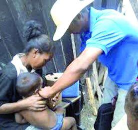 Epidémie de rougeole - Vaccination gratuite des enfants dans 22 districts