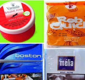 Chocolaterie Robert, Imperial - Brands Madagascar, Vaniala Des produits victimes de contrefaçon