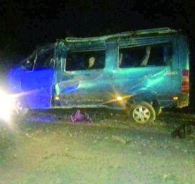Accident d'un taxi-brousse sur la RN 44 - Un nourrisson de 8 mois parmi les décédés