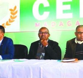 Elections législatives - Proclamation des résultats  de la CENI demain