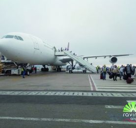 Air Madagascar - 270 passagers pour le dernier vol de rapatriement