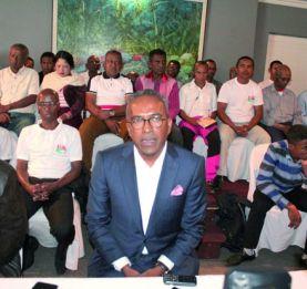 Election présidentielle - Narson Rafidimanana et 150 maires séduits par le programme de Rajoelina