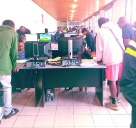 Délivrance de permis biométriques à Antananarivo - Plus de 13 000 imprimés distribués