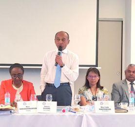 Groupement des entreprises de Madagascar - Thierry Rajaona, nouveau président