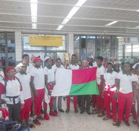 Rugby - Trophée Barthès - U20 Madagascar dans le top4 africain