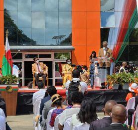 Infrastructures - Le premier Hôtel des finances inauguré à Sambava
