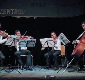 Collaboration Alliance française-consulat d'Espagne - Un concert classique avec Quatuor Squad