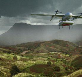 Solutions digitales - Des drones livreurs de médicaments à Madagascar