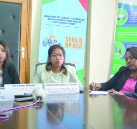 «SERA'B NY ASA» - Environ 500 jeunes recrutés