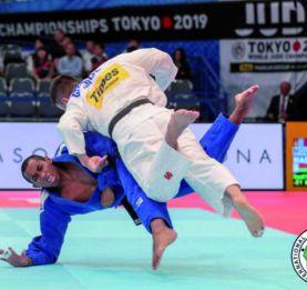 Judo-Mondiaux de Budapest - Fetra Ratsimiziva en attente de validation de son ticket