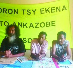 Usine de goudron à Alasora - Une dizaine de personnes victimes de pneumopathie
