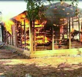 Incendie à Base Toliara - Divergents d'avis