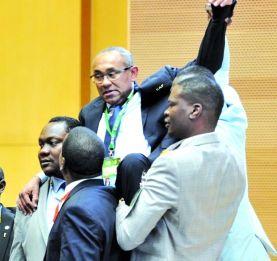 Accusations du président de la CAF - Pure diffamation et un coup monté !