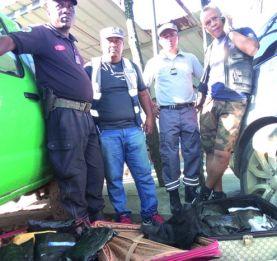 Toamasina - 40 kg d'héroïne saisis sur la route nationale 5