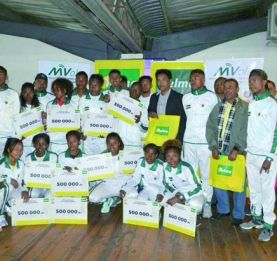 Omnisports - Telma - Des primes pour les médaillés des JIOI