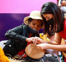 Soutien aux femmes artisanes - Mialy Rajoelina crée «Har'Kanto»
