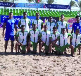 CAN Beach Soccer 2018 - Madagascar joue sa qualification contre le Maroc