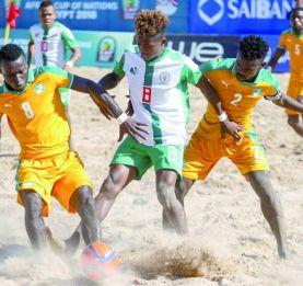 CAN Beach Soccer 2018 - Domination de Madagascar