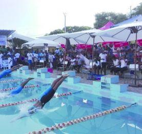 Natation - Championnats nationaux en bassin de 25m