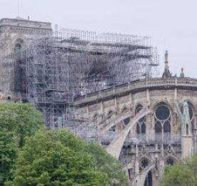 Réhabilitation de Notre-Dame de Paris - Un élan de solidarité à copier !