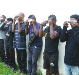 Vague d'agressions criminelles dans la Capitale - Un suspect éliminé,  6 autres entre les mains de la Police