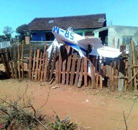 Crash d'un avion à Antsirabe - Un instructeur et une élève-pilote frôlent la mort