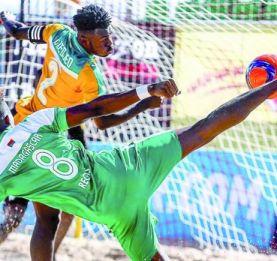 CAN : Beach soccer 2018 - Pas de demi-finale pour Madagascar