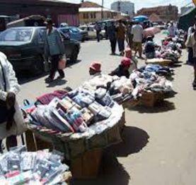 Organisation du marché à Behoririka et Soarano - Affrontement entre commerçants et policiers municipaux