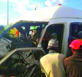 Collision à Tsarasaotra Imamba - Une personne tuée, deux autres grièvement blessées