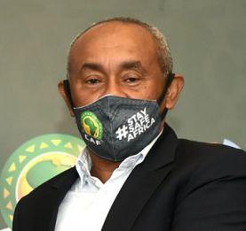 Confédération africaine de football - Le Président Ahmad positif à la Covid-19
