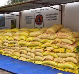 Mobilisation face au Kere dans le Sud - Les députés offrent 8,5 tonnes de riz