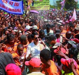 Andry Rajoelina contre l'insécurité - L'arrêt de l'exportation bovine en perspective