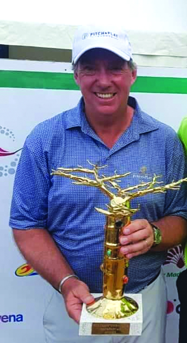 Golf-MCB Tour championship Madagascar - Lane Barry s'impose, Jean Bà dans le top 8