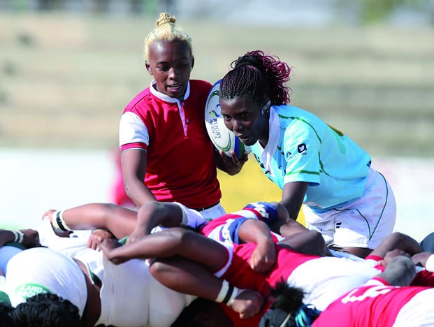 Africa Rugby Sevens Women's - Le bronze pour Madagascar